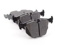 Hawk Street Race Brake Pads - Rear - E38, E39, E46, E60, X3, X5, Z4 M, Z8 (see description)