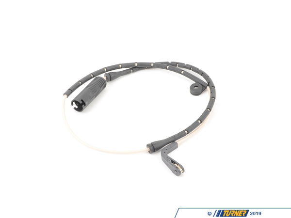 T#299 - 34352229018 - PEX Brake Pad Wear Sensor - Front - E39  525i, 528i, 530i, 540i & M5 - Replacement pad wear sensor, typically replaced when changing brake pads. If your brake lining warning is activated, the sensor will need to be replaced.E39 Front Brake Pad Sensor. Only one required for front brakes.This FRONT brake pad wear sensor fits the following BMWs:1997-2000 E39 5 Series 528i & 540i (sedan, wagon)2001-2003 E39 5 Series 525i, 530i, 540i (sedan & wagon)2000-2003 E39 M5 sedan - Pex - BMW