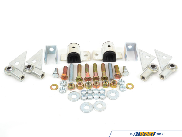 T#4086 - 51010-777 - Suspension Techniques E30 Rear Sway Bar Hardware Kit - Suspension Techniques - BMW