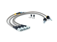 Stoptech Stainless Steel Brake Lines - E60 5 Series E63 6 Series