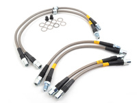 Stoptech Stainless Steel Brake Lines - E90/E92 335xi,  335i xDrive