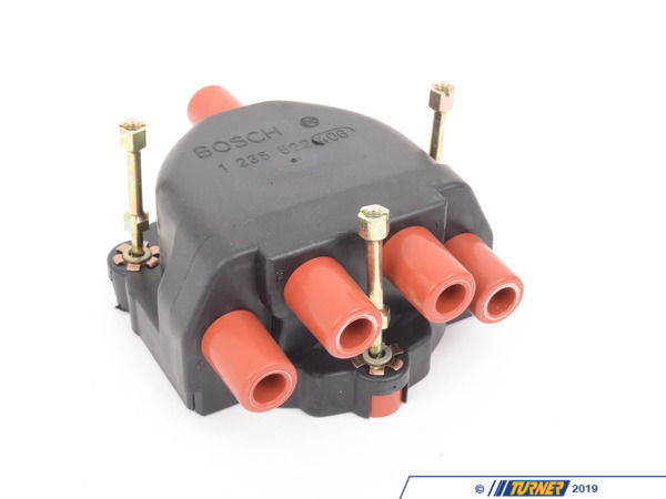 T#4013 - 03241 - Bosch Distributor Cap - E30 M3  - Bosch Distrubutor cap for E30 M3. This distributor cap replaces BMW#12111312160 used on BMW S14 engines. Made by Bosch, the original equipment manufacturer. We recommend replacing matching distributor cap at the same time.Bosch is one of the largest OEM producers of Genuine BMW and aftermarket parts in the world, providing parts for almost every major automotive manufacturer. Bosch has likely supplied many of the original electrical (and mechanical) parts for your BMW. Thanks to their exacting assembly process and high level of durability you can expect a long service life from all Bosch products.This item fits the following BMWs:1988-1991  E30 BMW M3 - Bosch - BMW