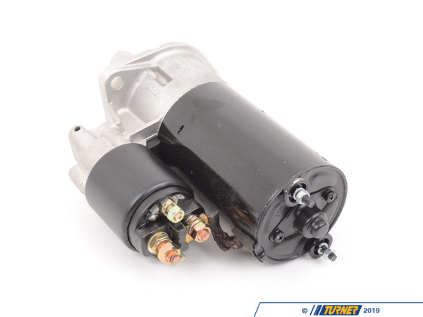 T#2275 - SR443X - Bosch Starter Motor - E30 325e 325i 325is 325ix E34 525i - Bosch is one of the largest OEM producers of Genuine BMW and aftermarket parts in the world, providing parts for almost every major automotive manufacturer. Bosch has likely supplied many of the original electrical (and mechanical) parts for your BMW. Thanks to their exacting assembly process and high level of durability you can expect a long service life from all Bosch products.This genuine Bosch Starter motor fits the following BMWs:1987-1991  E30 3 Series 325i 325is 325ix 325ic1989-1987-1988  E30 3 Series 325e 325es 12/1986-19881989-1990  E34 5 Series 525i M20 engine only1987-1988  E28 5 Series 528e 12/1986-1988Includes $45 core charge to be refunded on return of your rebuildable core. - Bosch - BMW
