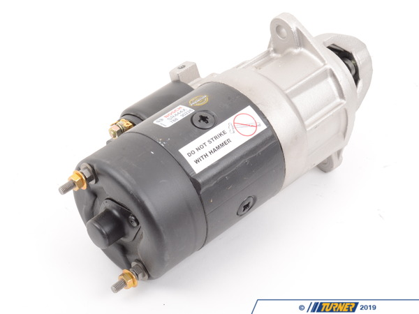 T#1175 - SR444X - Bosch Starter Motor - E32 750il E38 750il E31 850i 850ci - Bosch is one of the largest OEM producers of Genuine BMW and aftermarket parts in the world, providing parts for almost every major automotive manufacturer. Bosch has likely supplied many of the original electrical (and mechanical) parts for your BMW. Thanks to their exacting assembly process and high level of durability you can expect a long service life from all Bosch products.This genuine Bosch Starter fits the following BMWs:1988-1991  E32 7 Series 750il1995-2001  E38 7 Series 750il1991-1998  E31 8 Series 850i 850ciIncludes $50.00 core charge to be refunded on return of your rebuildable core. - Bosch - BMW