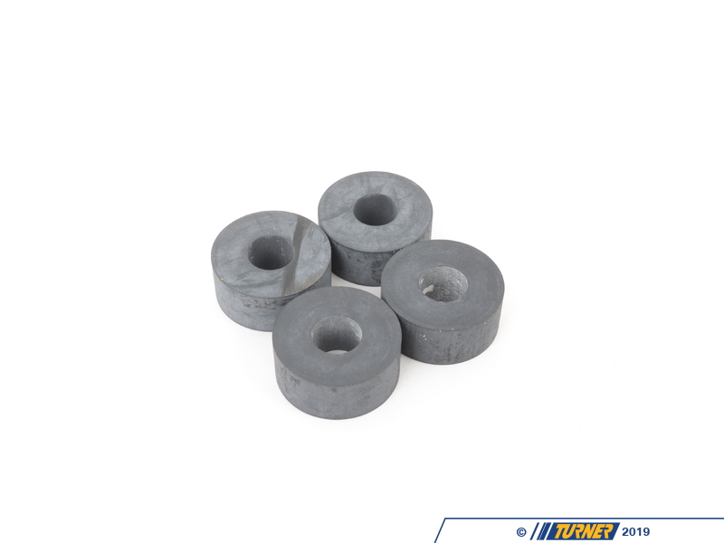 T#1386 - JTD909-75-KIT - Replacement Bushings for Rear Shock Tower Mounts - JT Design - BMW