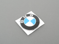 BMW Trunk/Side Grill Emblem For Z3 Roadster, Coupe