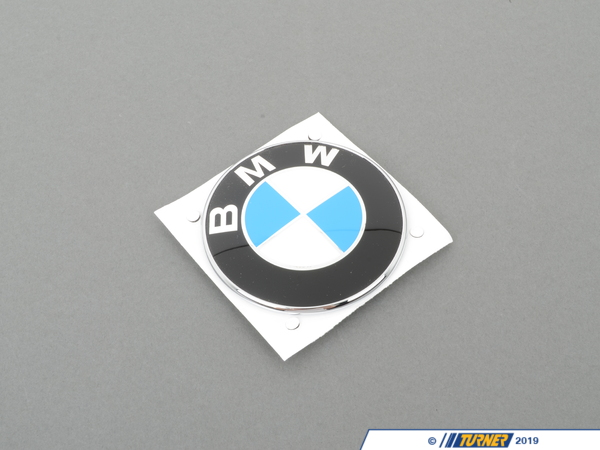 Genuine BMW BMW Side Grill Emblem For Z3 Roadster, Coupe 51141970248-Z3