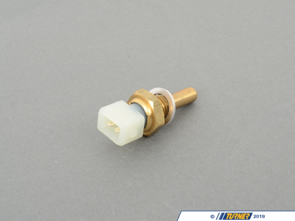 T#7255 - 13621357414 - Engine Coolant Temperature Sensor (Blue or White Plug) - E30 E28 E24 E23 - FAE - BMW