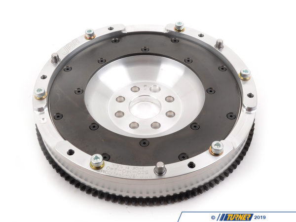 T#4227 - 520-140-240 - E46 323/325/328/330 5-speed, Z3 2.3/2.8/3.0 JB Racing Lightweight Aluminum Flywheel - JB Racing - BMW