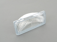 OEM Hella Fog Light Lens - Left - E30 M3, E28 M5, E28 535is