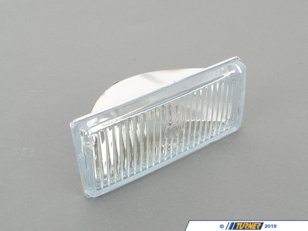 Hella OEM Hella Fog Light Lens - Right - E30 M3, E28 M5, E28 535is 63171375068