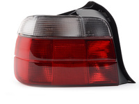 Euro Clear Taillight Set - E36 318ti Compact