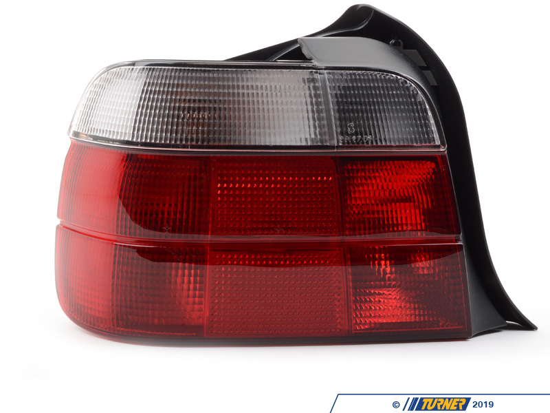 T#338534 - TMS6 - Euro Clear Taillight Set - E36 318ti Compact - Turner Motorsport - BMW