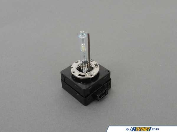 T#5768 - 63217217509 - D1-S Xenon Bulb - For Xenon lights - E9X E60 E82 E63 E65 E70 E71 E89 - Turner Motorsport -