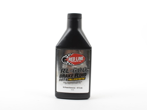 Red Line RL-600 DOT4 Brake Fluid