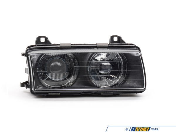 T#146731 - 63121393272 - E36 Euro Headlight - Right - E36 318i 323i 325i 328i M3 - ZKW - BMW