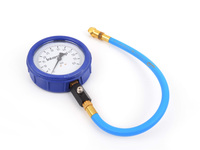 Intercomp 4 inch Glow in the Dark Tire Pressure Gauge 0-60psi