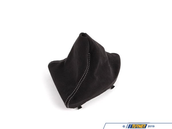 Genuine BMW M Performance M Performance Manual Transmission Alcantara Shift Boot - E82 128i/135i 25110435848