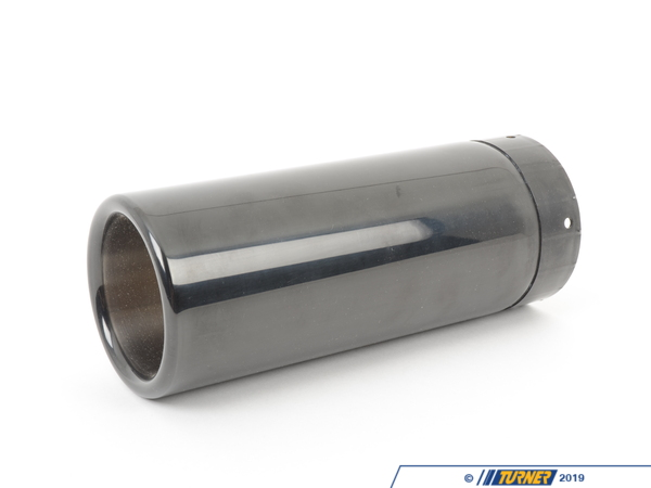T#22567 - 18107842862 - Genuine BMW Tailpipe Tip - E9x M3 - Sold Individually - Genuine BMW - BMW