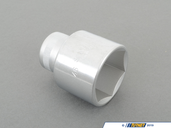 T#3564 - TMI9910M46 - Tool - 46mm 3/4 Drive 6-point Socket - Turner Motorsport - BMW MINI