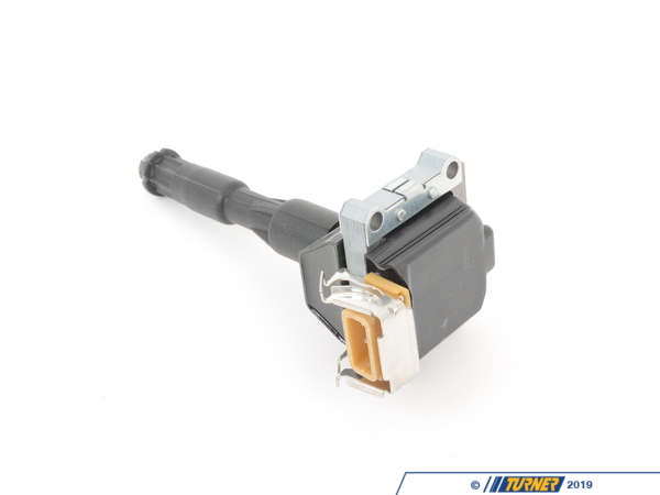 T#2908 - 12139066468 - Ignition Coil - E30 E36 E34 E32 E38 E31 - Bosch -