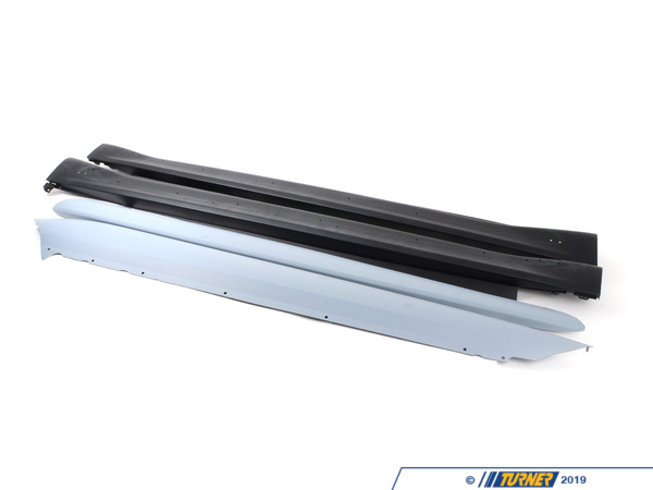 Genuine BMW M Performance Genuine BMW M Performance Aero Rocker Panel Kits - E70 X5 Non-M 51192184430