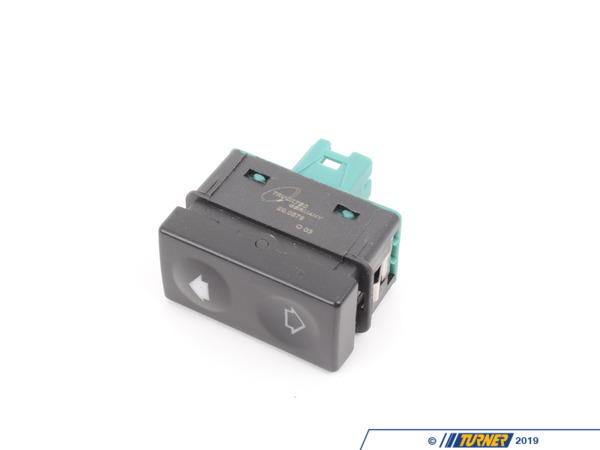 T#4564 - 61318365300 - Power Window / Sunroof Switch - E36 - Trucktec - BMW