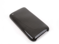 Carbon Fiber iPhone Cover for 3G & 3GS