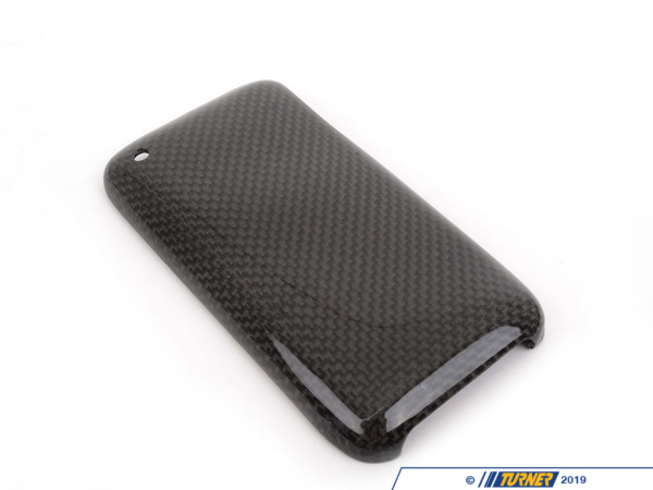 T#5432 - TMS5432 - Carbon Fiber iPhone Cover for 3G & 3GS  - Turner Motorsport - BMW MINI