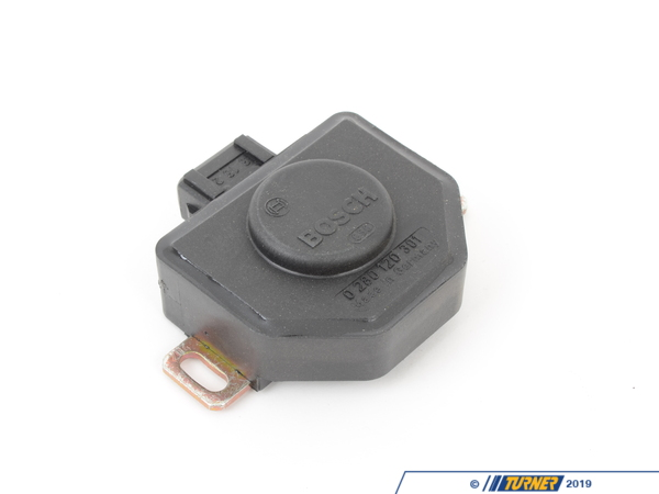 OEM Bosch Throttle Valve Switch - E30 M3 325e, E34 M5, E28 M5 528e, E24 M6