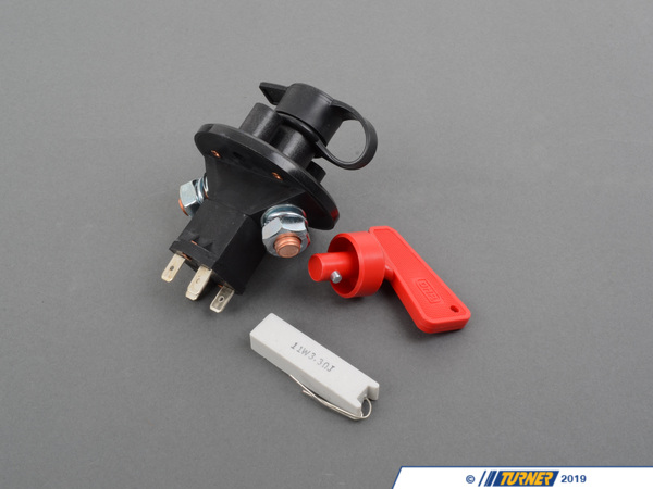 T#1614 - EA-462 - Sparco/OMP Battery Cut Off Switch / Kill Switch - OMP - BMW