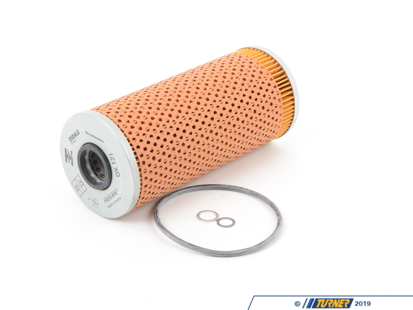 T#6836 - 11421731635 - Oil Filter Element 11421731635 - Mann -