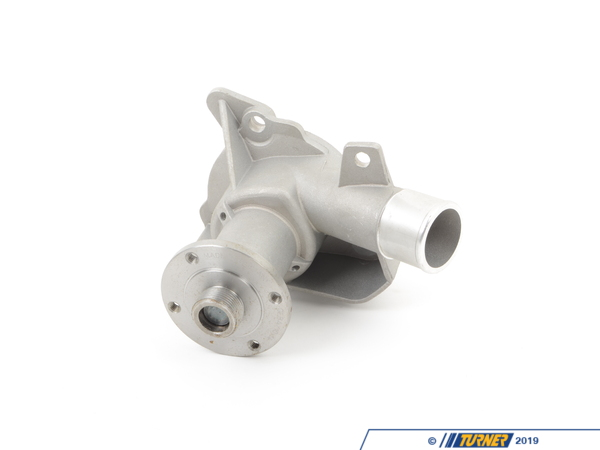 T#3451 - 11511719836 - Geba Water Pump (Metal Impeller) - E30 325e/I 88-91, E34 525i 89-90, E28 528e 1988 - Geba - BMW