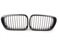 Black Center Grills - E46 323Ci 328Ci 325Ci 330Ci 00-03 - All E46 M3