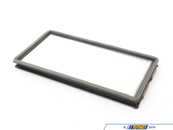 T#11102 - 64311390836 - Microfilter - Cabin Air Filter - E32, E34 - Breathe fresh air again! As an important part of your car's heating ventilation and air conditioning (HVAC) system, the microfilter should be replaced every year. This item fits the following BMWs:6/1990-1995  E34 BMW 525i 530i 535i 540i M56/1990-1994  E32 BMW 735i 735il 740i 740il 750il - Febi - BMW