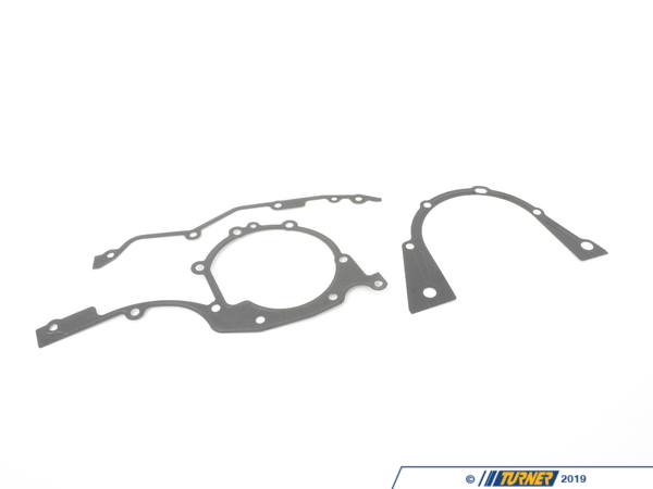 T#1306 - 11111740981 - Bottom-End Gasket Set - E36 323/328/M3, E39 528i 97-98, Z3 2.8 97-98, MZ3 98-00 - Victor Reinz - BMW
