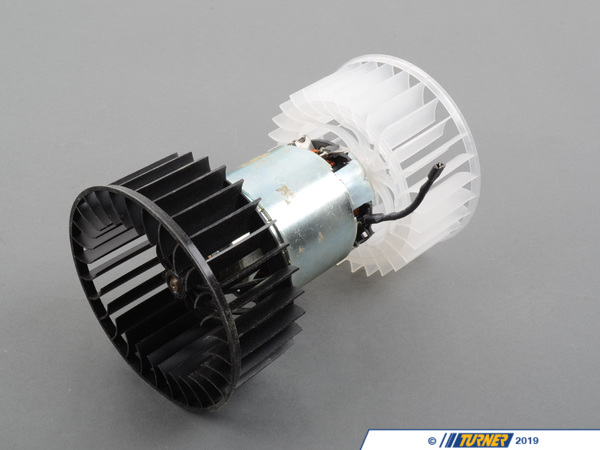 T#12841 - 64111370930 - Heater - A/C Blower Motor - E30, Z3 - Hella - BMW