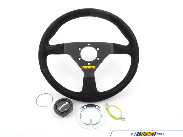 T#301059 - TMS301059 - MOMO MOD.78 Steering Wheel - 330mm - MOMO - BMW MINI