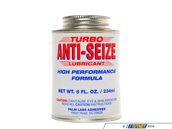 T#215381 - 80-150A - Anti-Seize, 8oz - Turbo Anti-Seize - BMW MINI