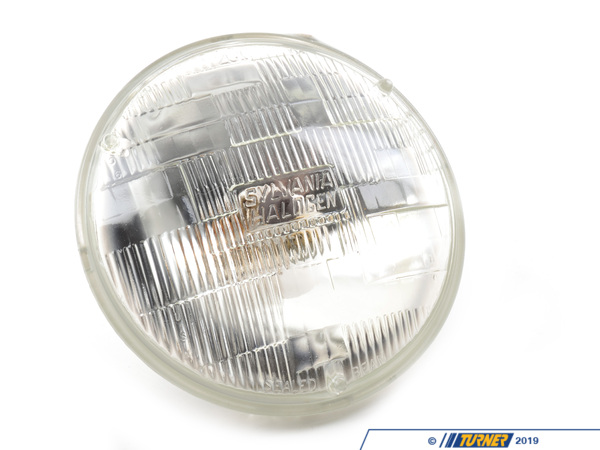 Osram Sylvania Low Beam Headlight - E30 E28 E24 E23 E21 63121373061