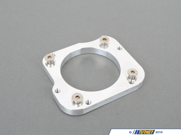 T#421 - TEN9990850 - M50 Throttle Body to M54 E46 325 Intake Manifold - Adapter Plate - Turner Motorsport - BMW
