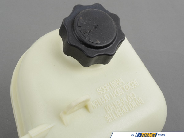 T#1307 - 17137529273 - Coolant Expansion Tank - MINI Cooper S (Updated Version) - Hella -