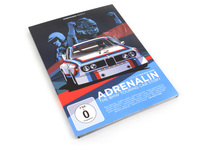 Adrenalin - The BMW Touring Car Story DVD - NTSC