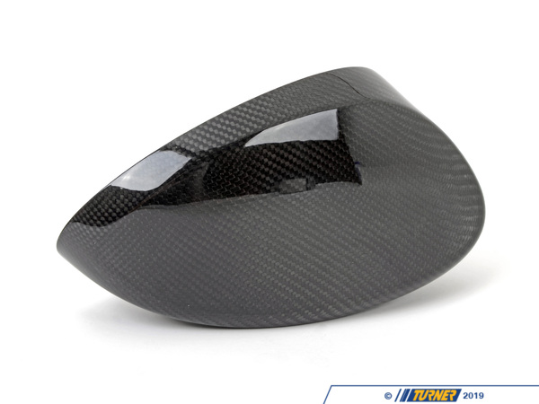 T#5144 - 51162159464 - BMW Carbon Fiber Mirror Left e92 E93  2007-2009 - Genuine BMW -