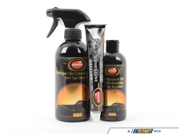 Autosol Autosol Convertible Top Cleaning Kit 7950