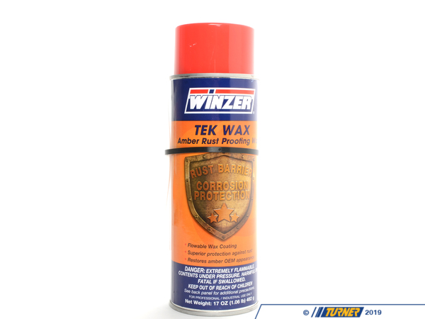T#4026 - TMS4026 - Winzer Tekwax Rust Proofing Spray - Winzer - BMW MINI