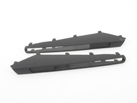 Fender Blackout Grille Kit - Matte Black