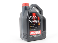 MOTUL 4100 10W-40 Engine Oil - 5 liter bottle