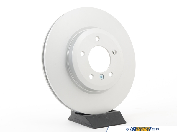 Pagid Pagid Coated Front Brake Rotors - E46 330i, Z4 3.0Si (Priced Each) 34101166071
