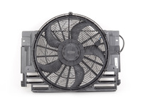 OEM Hella Electric Auxiliary Fan - E53 X5